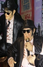 Blues Brothers life-size pair (JR 745)  - Thumbnail 01