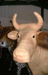 Wood Cow life-size (JR 7006)