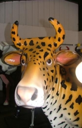 Jaguar Cow life-size (JR 7010) - Thumbnail 01