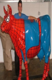 Spider Cow life-size (JR 7009) - Thumbnail 03