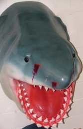 Shark Head Great White (JR 2463) - Thumbnail 02