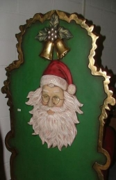 Father Christmas Throne large (JR 2455) - Thumbnail 02