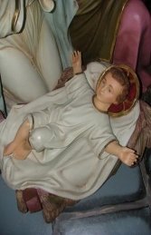 Infant Jesus 6ft (JR 2043) - Thumbnail 02