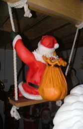 Santa on Swing (JR 1023) - Thumbnail 02
