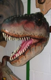 T Rex Head Small (JR ST6220) - Thumbnail 02