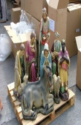 Full Nativity Set 2ft (JR NAT2) - Thumbnail 03