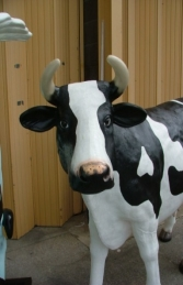 Cow Head Up (With Horns) (JR 1634) - Thumbnail 02