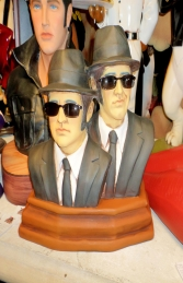 Blues Brothers bust (JR 1103)  - Thumbnail 02