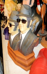 Blues Brothers bust (JR 1103)  - Thumbnail 03