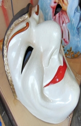 Diablo Mask -2.5ft (JR 2697)  - Thumbnail 03