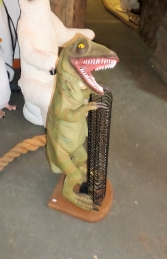 T Rex Dinosaur CD rack (JR 1870) - Thumbnail 03