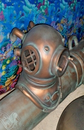 Deep Sea Diving Helmet (JR 3389) - Thumbnail 02