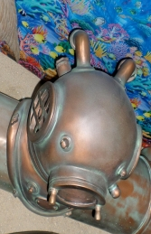 Deep Sea Diving Helmet (JR 3389) - Thumbnail 03