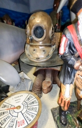 Deep Sea Diving Helmet (JR OTDIH) - Thumbnail 01