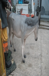Donkey 3ft Life-size - Grey(JR 2006G) - Thumbnail 02