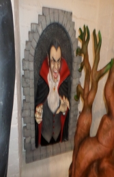 Dracula Wall Decor (JR 140103) - Thumbnail 01