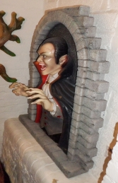 Dracula Wall Decor (JR 140103) - Thumbnail 03