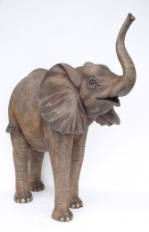 Elephant Standing 5ft (JR 2233) - Thumbnail 01