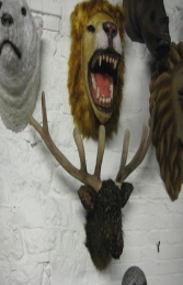 Elk Head Furry (JR 2230) - Thumbnail 03