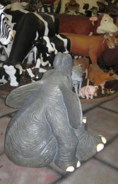 Baby Elephant - sitting (JR 080158) - Thumbnail 02