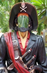 "Captain Hook /Faceless  ""Photo Opportunity"" 6ft (JR 2432) - Thumbnail 02"