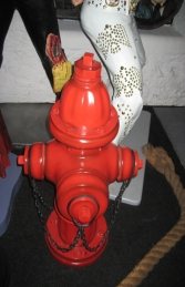 Fire Hydrant 3ft (JR 2646)