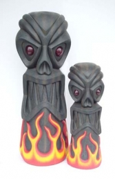 Fire Tiki 4ft (JR 2329) - Thumbnail 03