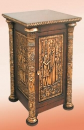 Egyptian Side Table (JR FOEST)	 - Thumbnail 01
