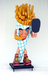 Chip Cone - French Fries 6ft (JR 1144) - Thumbnail 03