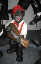 Funny Band - Guitar Player (JR 649)  - Thumbnail 01