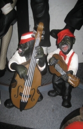 Funny Band - Bass Player (JR 648)  - Thumbnail 02