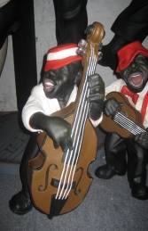 Funny Band - Bass Player (JR 648)  - Thumbnail 01