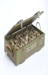 50 Pcs Model Hand Grenade in Grenade Box (JR 2182)