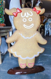 Ginger Bread Girl (JR 170059) - Thumbnail 03