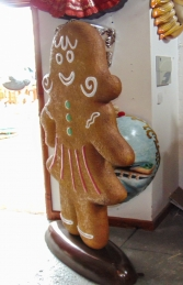 Ginger Bread Woman (JR 170057) - Thumbnail 03