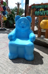Gummy Bear Chair ( JR S-053) - Thumbnail 01