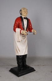 Old Man Waiter -6.5ft -JR HFOW6 - Thumbnail 02