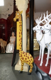 Giraffe Baby 6ft Yardstick (JR 140040) - Thumbnail 01