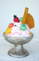 Ice Cream Sundae Dish small 60cm (JR 999) - Thumbnail 02