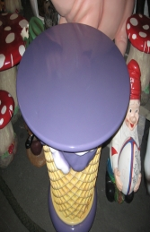 Ice Cream Table - Lavender (JR 130019L) - Thumbnail 02