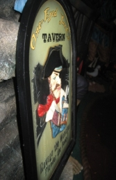 Pirate Jack's Tavern Sign 2ft (JR AP1650) - Thumbnail 02