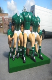 Photowall Rugby Scrum (IRELAND)