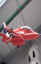 Red Arrow Plane (JR 0018) - Thumbnail 03