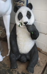 Panda Eating (JR 110040)
