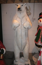 Polar Bear Standing (JR 110036) - Thumbnail 01