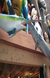 Broad Billed Swordfish (JR 100075) - Thumbnail 02
