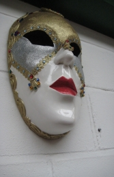 Venice Mask - Female 1.5ft (JR 2612) - Thumbnail 01