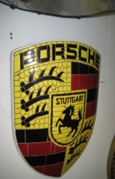 Porsche Badge Mosaic (JR 2609) - Thumbnail 03