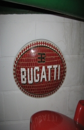 Bugatti Badge Mosaic (JR 2608) - Thumbnail 01