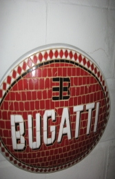 Bugatti Badge Mosaic (JR 2608) - Thumbnail 02